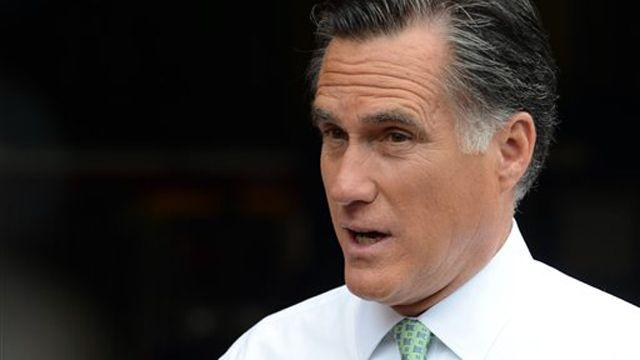 Who will Romney pick as his VP?
