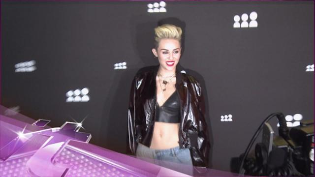 Entertainment News Pop: Miley Cyrus' Saucy New Video Censored in the U.K.