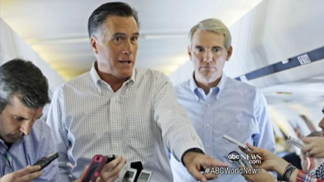 How Romney Team Is Preparing for First Debate