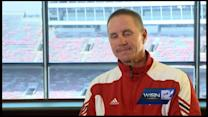 Web Extra: Badgers coach Gary Andersen prepares for Ohio State