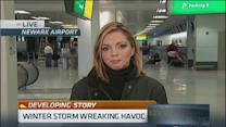 466 flights canceled right now