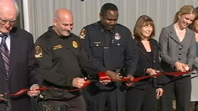 OPD Opens New K-9 Facility