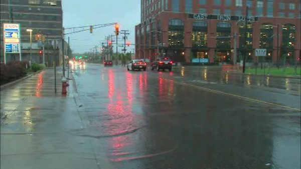New Jersey prepares for tropical storm, flooding
