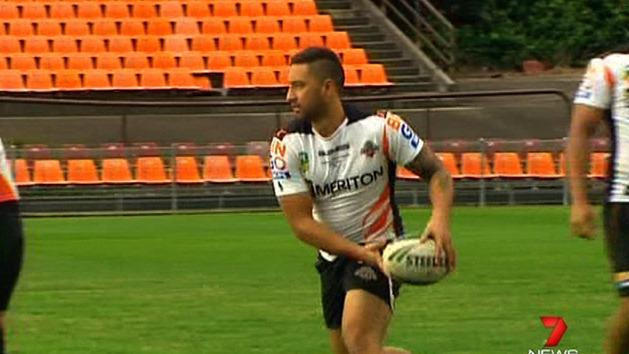 Benji 'could play' against Dogs