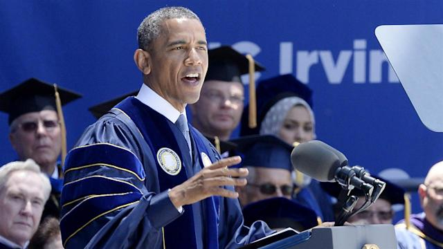President Obama Renews Call to Tackle Climate Change