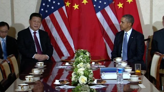 Obama, China's Xi pledge cooperation at nuclear summit