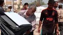 WFP Distribute Aid to Displaced Iraqi Civilians