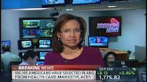 106,185 Americans have selected ACA plans