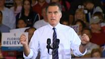 Romney says better economy just 24 hours away