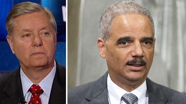Is America at risk with Eric Holder as attorney general?