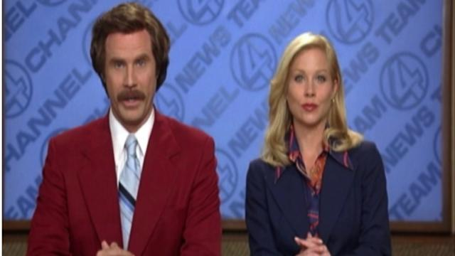 The Real Legend Behind 'Anchorman': The Movie Satires Discrimination in the 1970s Newsroom