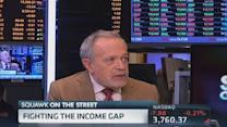 Fighting the income gap