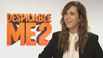 Despicable Me 2 - Kristen Wiig Interview