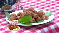 The Meatball Shop Owners Play 'Name that Meatball'