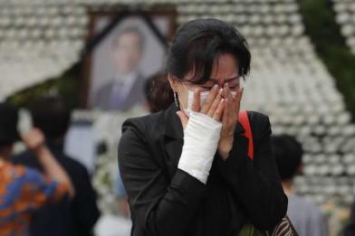 首爾市長出殯日 女祕書控性騷