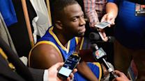 Reporter Fired For Asking Draymond Green About Houston Floods