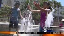 Dangerous Heat Wave Scorches Southern California