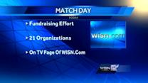 21 organizations to benefit from Match Day