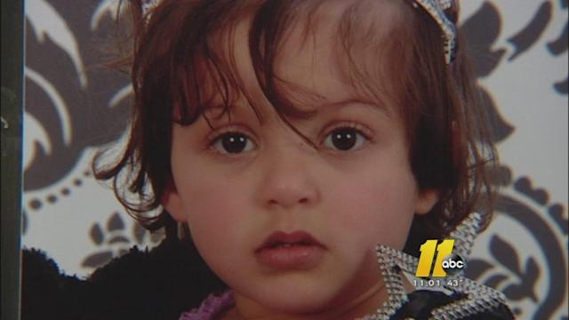 Child survives four-story fall in Cary