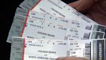 Bears fans warned about counterfeit tickets