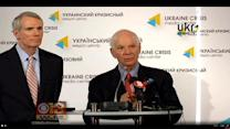 Sen. Ben Cardin In Ukraine To Help Monitor Presidential Election