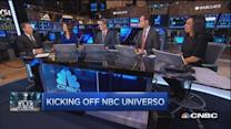 Kicking off NBC Universo with Super Bowl 49