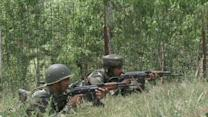 Militants storm Army camp in Kashmir, civilian killed