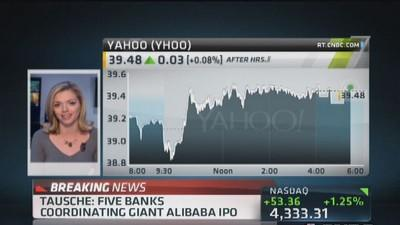 Alibaba IPO coming in Q3