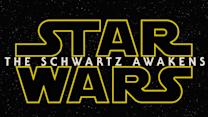 Star Wars The Schwartz Awakens Mashup