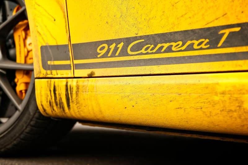 原廠說了,911 Carrera T不是讓你收藏用的,而該一如初衷拿來盡情奔馳玩耍!
