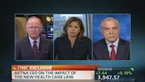 Aetna CEO: Being careful with 2014 guidance