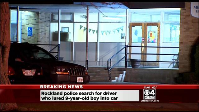 Boy Abducted From Rockland School, Dropped Off In Abington
