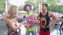 LMFAO Interview: Backstage Pass With Redfoo and Skyblue