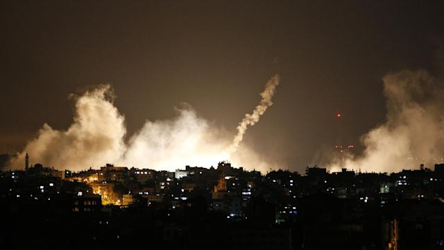 Israel launches 'ground phase' in Gaza battle