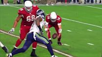 Lindley mishandles snap, throws incompletion