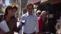 Anthony Weiner Responds to Hillary Clinton`s Ultimatum