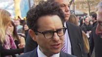 J.J. Abrams Discusses Star Trek 'Into Darkness' and 'Star Wars'
