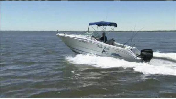Jersey Shore boaters asked to be careful of debris