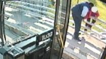 Bus Driver Helps Women Ready to Jump Off Ledge