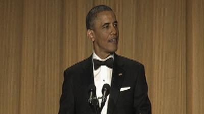 Obama Jokes About Radical 2nd Term Changes