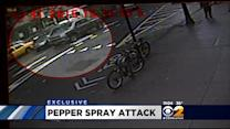 CBS2 Exclusive: Man Blinded By Pepper Spray In Upper East Side Clash