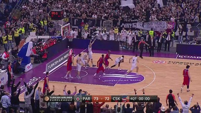 Latest action from Euroleague Top 16