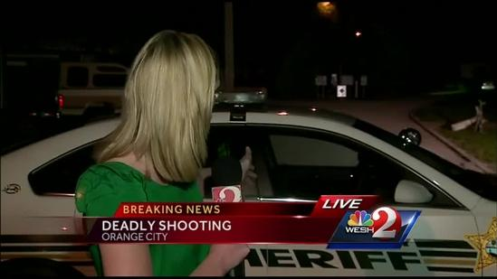Man shot to death at home in Volusia County
