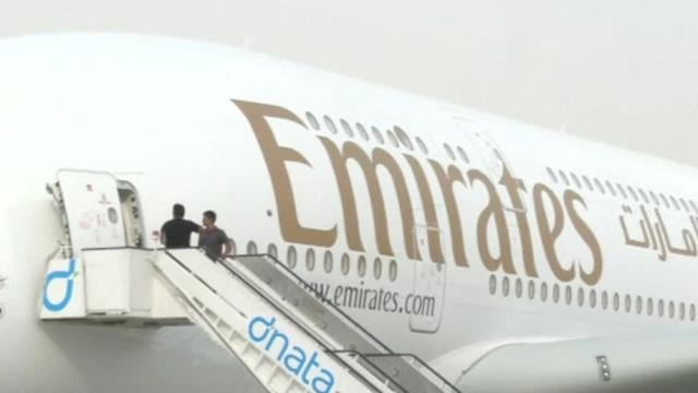 Gulf airlines show spending power