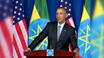 President Obama Wades into GOP Politics From Abroad