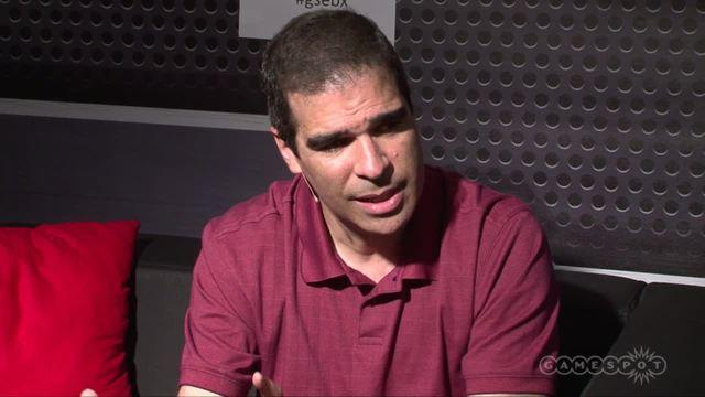 Injustice: Gods Among Us Stage Demo with Ed Boon - EB Expo 2012