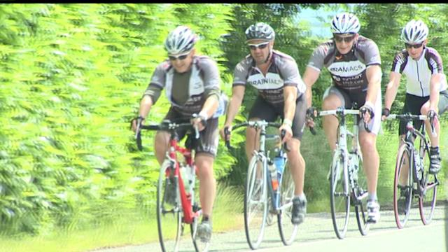 Boy Riding In Cancer Bike Event Hit By Car, Killed