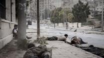 Syrian violence creeps beyond borders