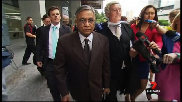 Calls to drop Patel charges