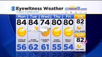 Katie's Monday Morning Forecast (May 4, 2015)